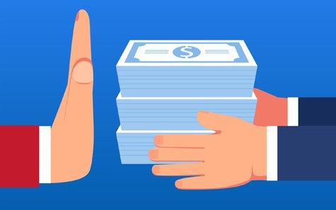 Debate heats up around $10k cash ban bill